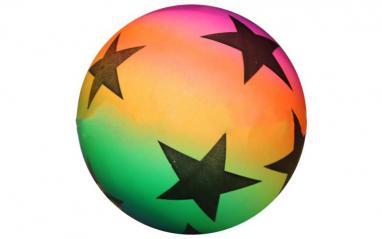 Мяч резиновый ZLT Star
