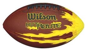Фото 1 к товару Мяч для американского футбола Wilson NCAA Hot Route Junior Football XB SS15
