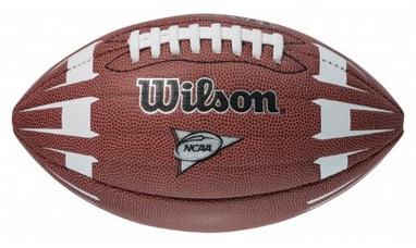 Мяч для американского футбола Wilson NCAA Hypergrip Arrow Junior SS15