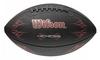 Мяч для американского футбола Wilson Nemesis Junior Football Black RD SS15 - фото 1