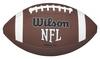 Мяч для американского футбола Wilson NFL Air Attack Off Size SS15 - фото 1