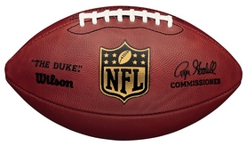 Мяч для американского футбола Wilson NFL Duke Game Ball SS15