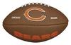 Мяч для американского футбола Wilson NFL Mini Team Logo Football CH SS15 - фото 1