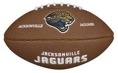 Мяч для американского футбола Wilson NFL Mini Team Logo Football JX SS15