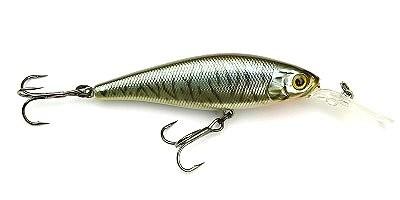 Воблер Jackall Squad Shad 65SP - Bronze Blue Pike