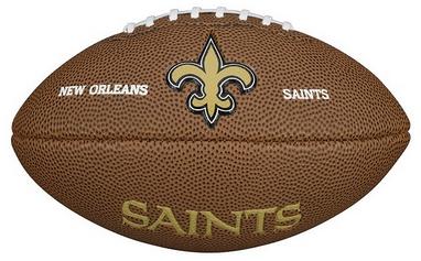 Мяч для американского футбола Wilson NFL Mini Team Logo Football NO SS15