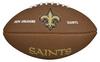 Мяч для американского футбола Wilson NFL Mini Team Logo Football NO SS15 - фото 1