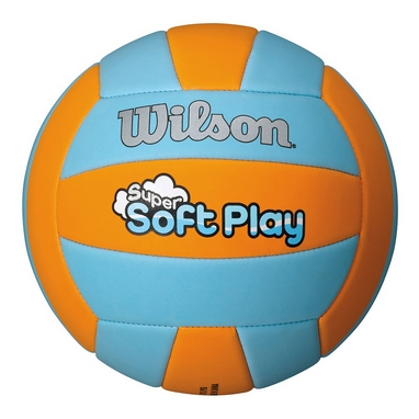 Мяч волейбольный Wilson Super Soft Play Volleyball SS14
