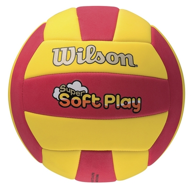 Мяч волейбольный Wilson Super Soft Play Volleyball RDYE B SS14