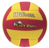 Мяч волейбольный Wilson Super Soft Play Volleyball RDYE B SS14 - фото 1