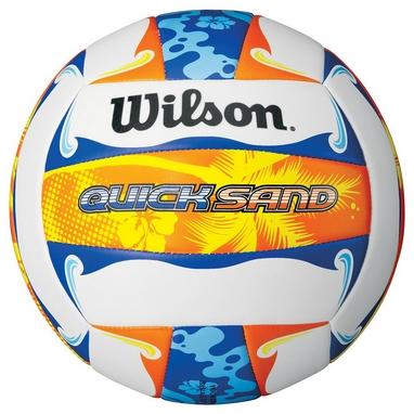 Мяч волейбольный Wilson Quicksand Aloha Volleyball Bulk SS14