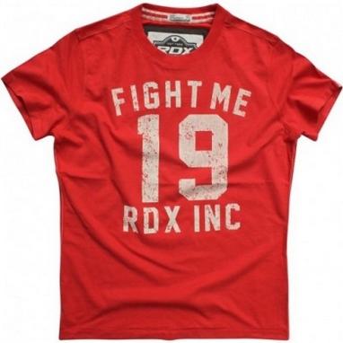 Футболка RDX T-shirt Fight Me 11305
