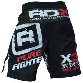 Фото 2 к товару Шорты для MMA RDX X3 Old 11312