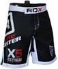 Шорты для MMA RDX X5 Black 11314 - фото 1