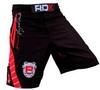 Шорты для MMA RDX X8 Black 11316 - фото 1