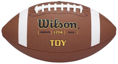Мяч для американского футбола Wilson TDY Composite Youth Football SS15