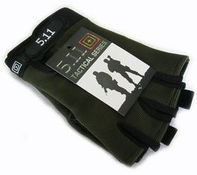 Фото 2 к товару Перчатки тактические 5.11 BC-4379-G темно-зеленые