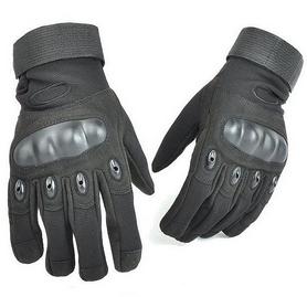 Перчатки тактические Oakley BC-4623-BK черные - L