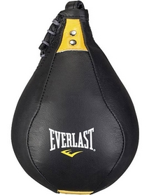 Фото 2 к товару Груша пневматическая Everlast Leather Speed