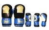 Перчатки боксерские Grant MA-3306-B кожаные синие - фото 1