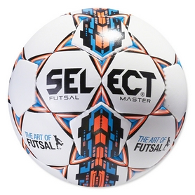Мяч футзальный Select Futsal Master белый