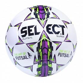 Мяч футзальный Select Futsal Super белый