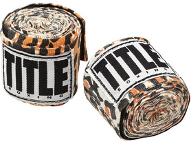 Бинты боксерские Title Select 180 Semi Elastic Mexican (2 шт)