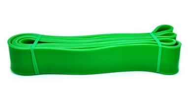Тренажер - резиновая петля Way-4-you зеленая 17-54 кг
