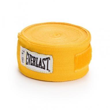 Бинты классические Everlast 180 желтые (2 шт)