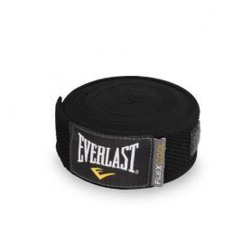 Фото 1 к товару Бинты Everlast Flexcool черные (2 шт)