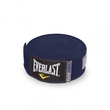 Бинты Everlast Flexcool синие (2 шт)