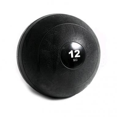 Мяч медицинский (слэмбол) Pro Supra Slam Ball 12 кг черный