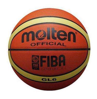 Мяч баскетбольный Molten GL6