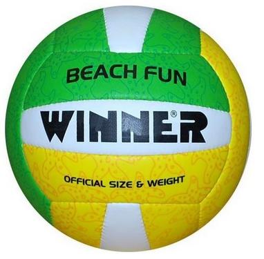 Мяч волейбольный пляжный Winner Beach Fun