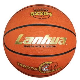 Фото 1 к товару Мяч баскетбольный резиновый Lanhua