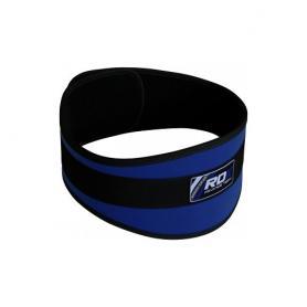 Фото 2 к товару Пояс для тяжелой атлетики RDX 20402 Blue