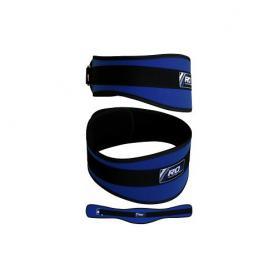 Фото 3 к товару Пояс для тяжелой атлетики RDX 20402 Blue