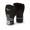 Перчатки тренировочные Everlast Evergel Hand Wraps черные - фото 1