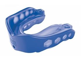 Капа гелевая Shock Doctor Gel Max синяя