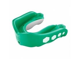 Капа гелевая Shock Doctor Gel Max Flavor Fusion зеленая