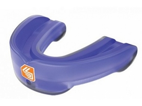 Капа гелевая Shock Doctor Gel Nano Flavor Fusion синяя