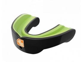 Капа гелевая Shock Doctor Gel Nano Flavor Fusion зеленая