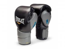 Фото 1 к товару Перчатки боксерские Everlast Protex2 Evergel Training Gloves