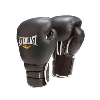 Перчатки боксерские Everlast Protex3 Elite Leather Training Gloves