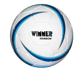 Мяч футбольный Winner Rainbow