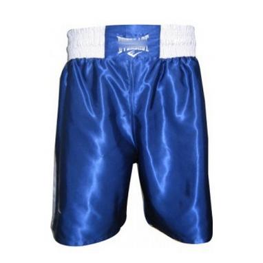 Трусы боксерские Everlast МА-6009-B синие