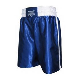 Фото 2 к товару Трусы боксерские Everlast МА-6009-B синие