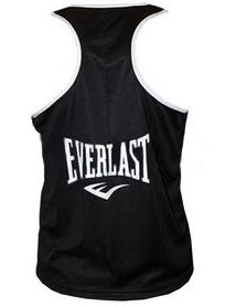 Распродажа*! Майка боксерская Everlast ULI-9015-BK черная - L - Фото №2