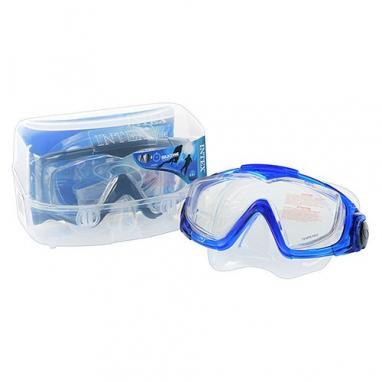 Маска для плавания Intex Aqua Pro 55981 синяя