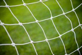 Фото 2 к товару Сетка для ворот футбольная Winner 1,2x0,8 м (2 шт.)